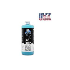 The Last Soap Car Wash, Detox, & Seal All in One Ceramic Coat Safe Enhance 32oz