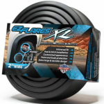 EZ Flares XL Universal Black Flexible Rubber Fender Flares Made in USA 4X4
