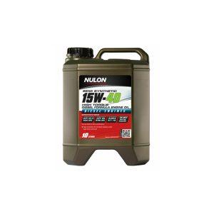 Nulon Semi Synthetic High Torque Diesel Engine Oil 15W40 10L SSD15W40-10