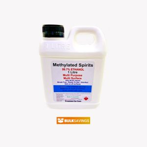 Premium Car Care Methylated Spirit