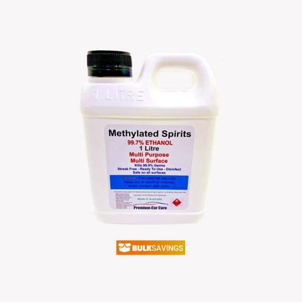 Premium Car Care Methylated Spirit