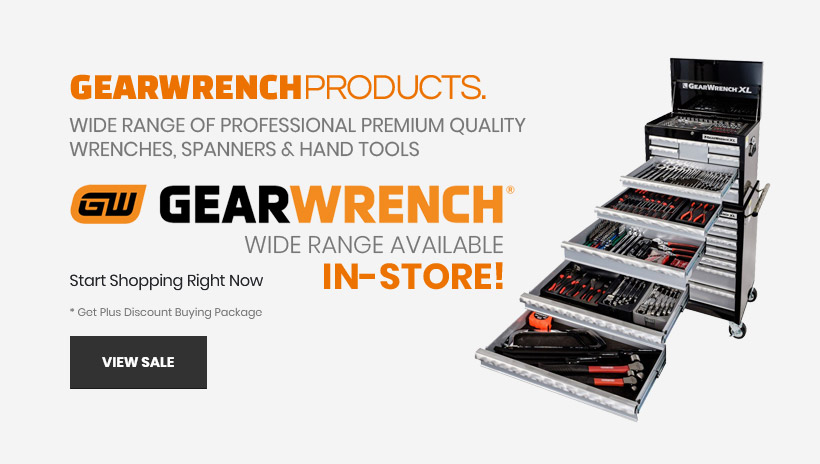Gear Wrench - In-store